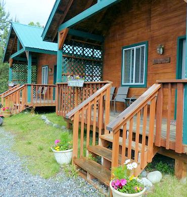 Mt. Susitna, Russell & Brooks Range Cabins